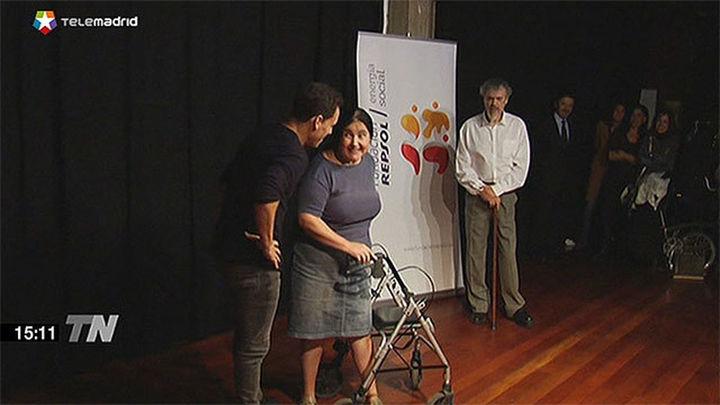 Actores con discapacidad representan 'Yo me bajo en la próxima, ¿Y usted?'