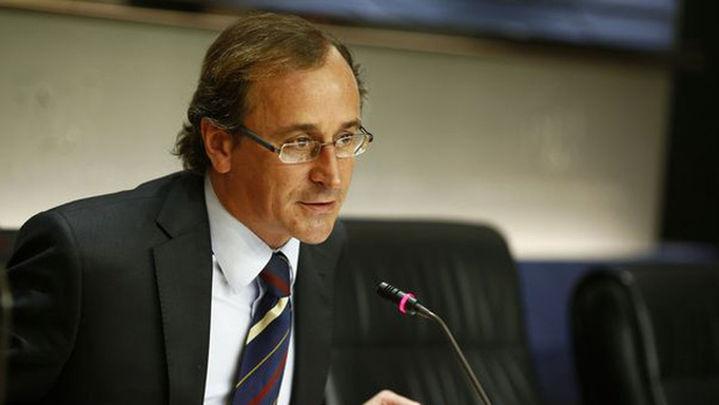 Alonso será el nuevo presidente del PP vasco en sustitución de Arantza Quiroga