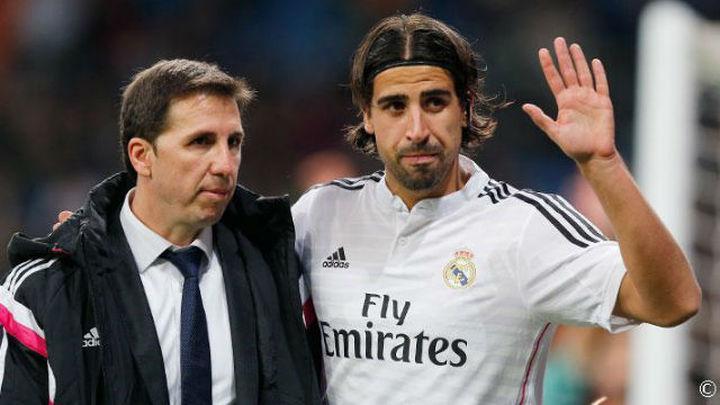 Khedira: ''No dejé el Real Madrid por dinero''