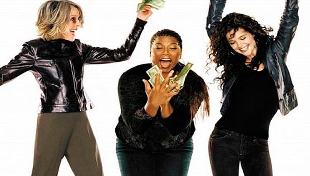 Cine: Tres mujeres y un plan