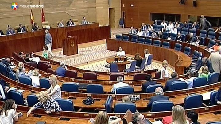 El Pleno de la Asamblea acoge las enmiendas a la totalidad de los presupuestos