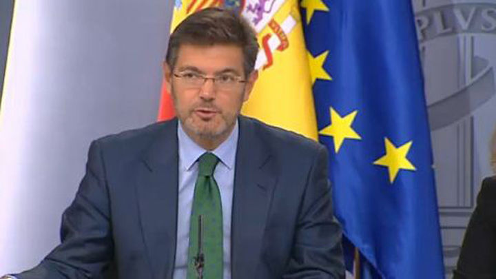 Catalá no descarta que Santi Potros y Plazaola vuelvan a prisión