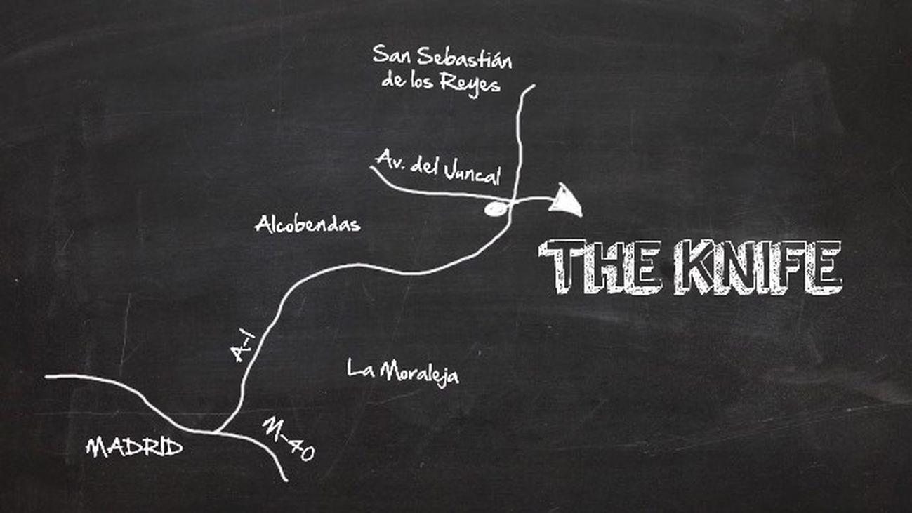 Auténtico sabor argentino en The Knife