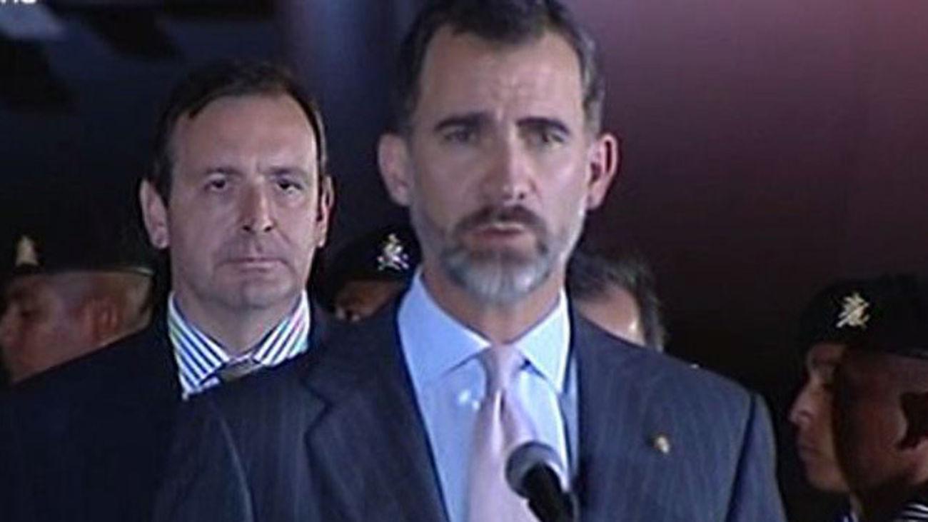 """El Rey destaca la """"gran comunidad de naciones que es Iberoamérica"""""""