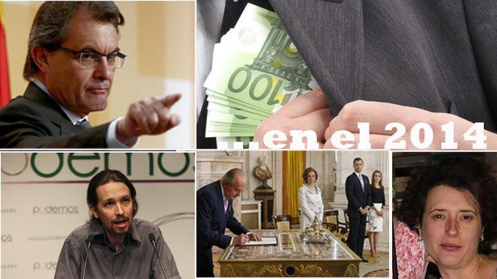 ¿Qué pasó en España en el 2014?