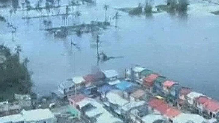 El tifón Hagupit deja 28 muertos y 1,8 millones de desplazados en Filipinas