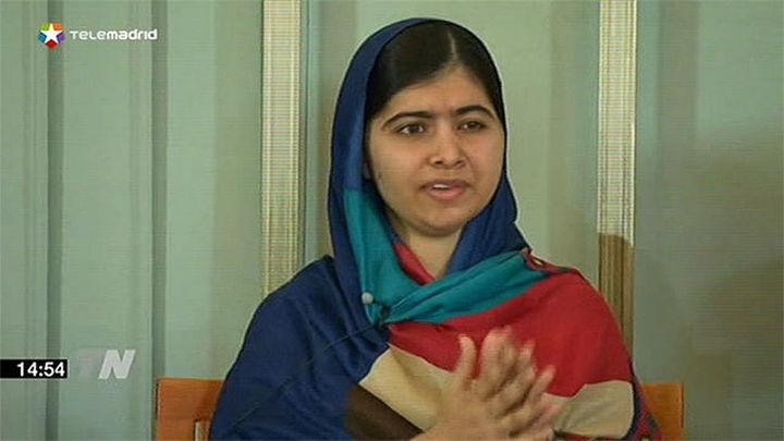 """Malala: """"El Nobel de la Paz es un estímulo, me siento más fuerte ahora"""""""