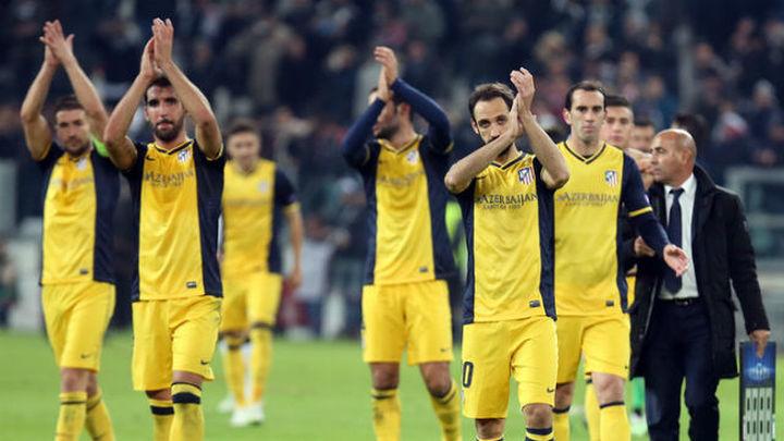 """El primer puesto de grupo remarca el """"gran momento"""" del Atlético"""