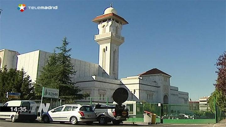 'Recaudación estándar' de 10 euros para la yihad en la mezquita de la M-30