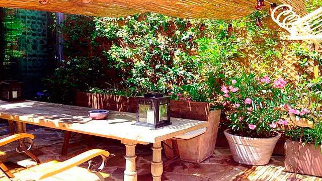 El Jardín Secreto, un oasis en el centro de Madrid | Telemadrid ...