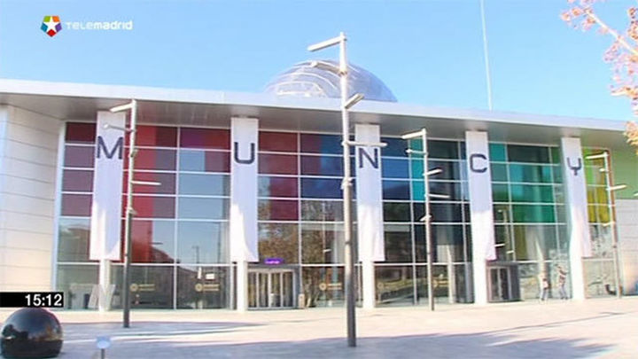 El Museo Nacional de Ciencia y Tecnología estrena nueva sede en Alcobendas