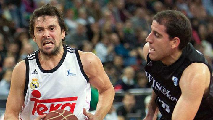 El Real Madrid busca ante el Unicaja cerrar 2014 como líder de la ACB