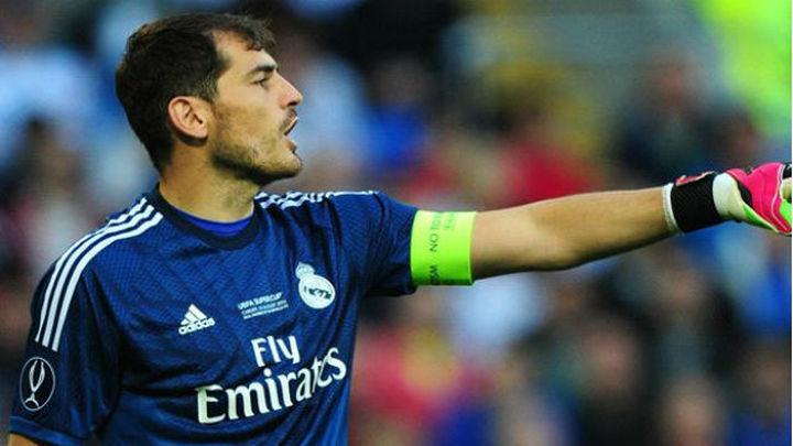 """Casillas: """"Tenemos muchas ganas de triunfar en este Mundial de Clubes"""""""