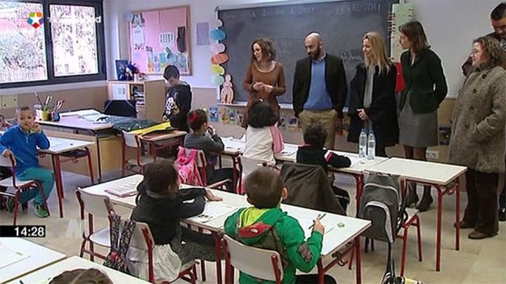 Figar inaugura en Carabaña un nuevo centro escolar de Infantil y Primaria