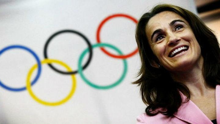 Isabel Fernández, nueva vicepresidenta primera del COE