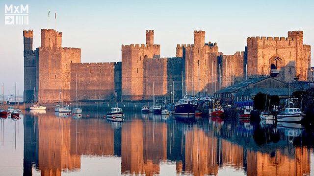 MxM en País de Gales: La tierra de los castillos