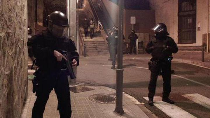 Detenidas 11 personas en Cataluña en la operación contra el terrorismo anarquista