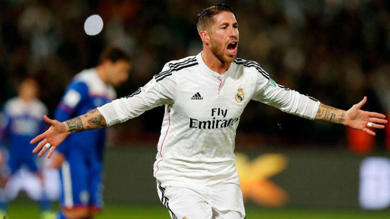 4-0. Paseo del Real Madrid hacia la final del Mundialito