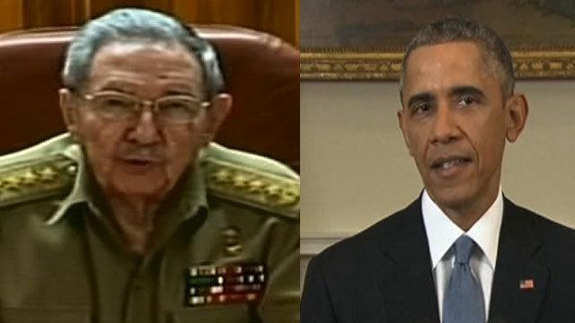 Paso decisivo de EEUU y Cuba para normalizar sus relaciones con la mediación del Papa