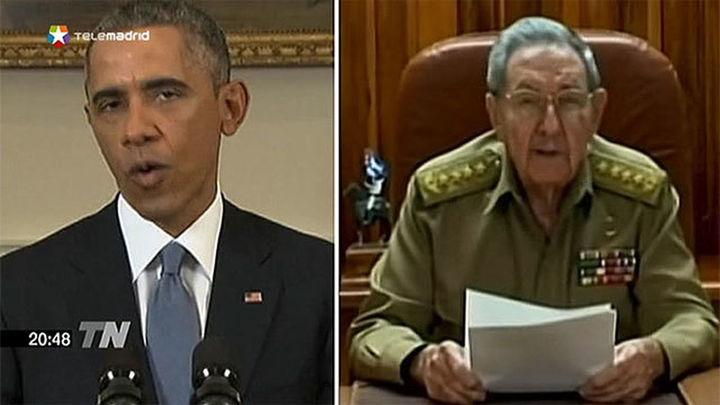 Estados Unidos y Cuba normalizan relaciones con la mediación del Papa