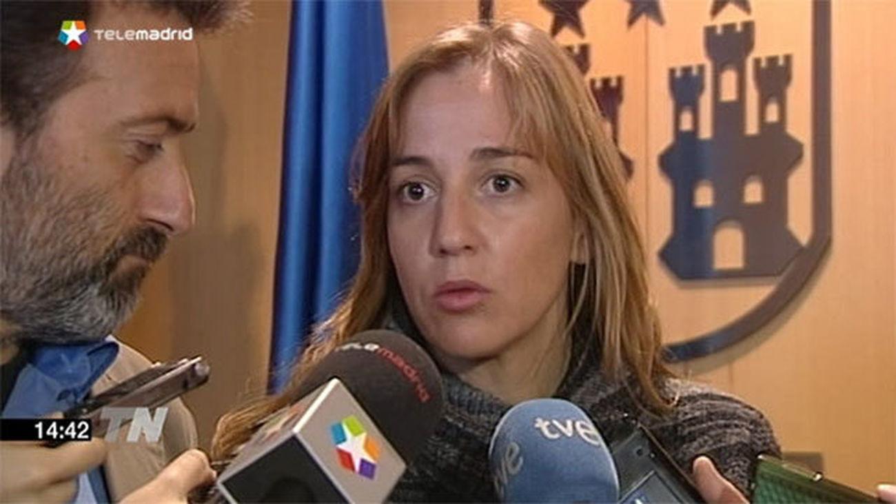 """Tania Sánchez exige una nueva dirección en IU por el """"vacío de poder"""""""