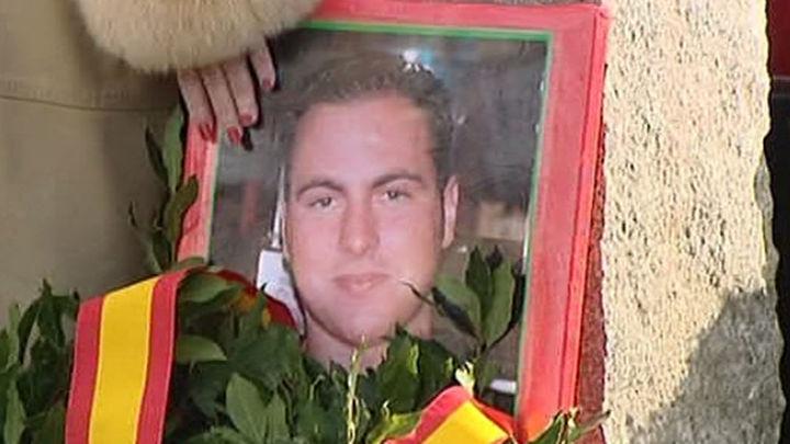 Alpedrete homenajea al guardia civil Antonio Molina, asesinado por ETA en 2012