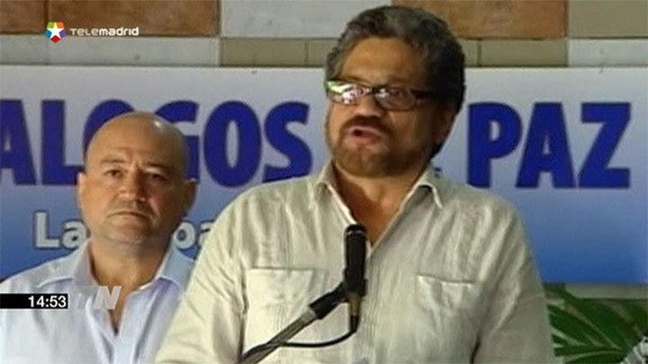 Las FARC anuncian una tregua unilateral de un mes desde el 20 de julio
