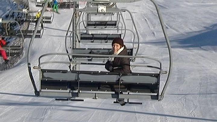 Este viernes dará comienzo la temporada de esquí en el Puerto de Navacerrada