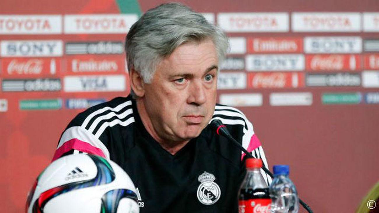 """Ancelotti: """"Estamos preparados y con ganas de terminar bien el año"""""""