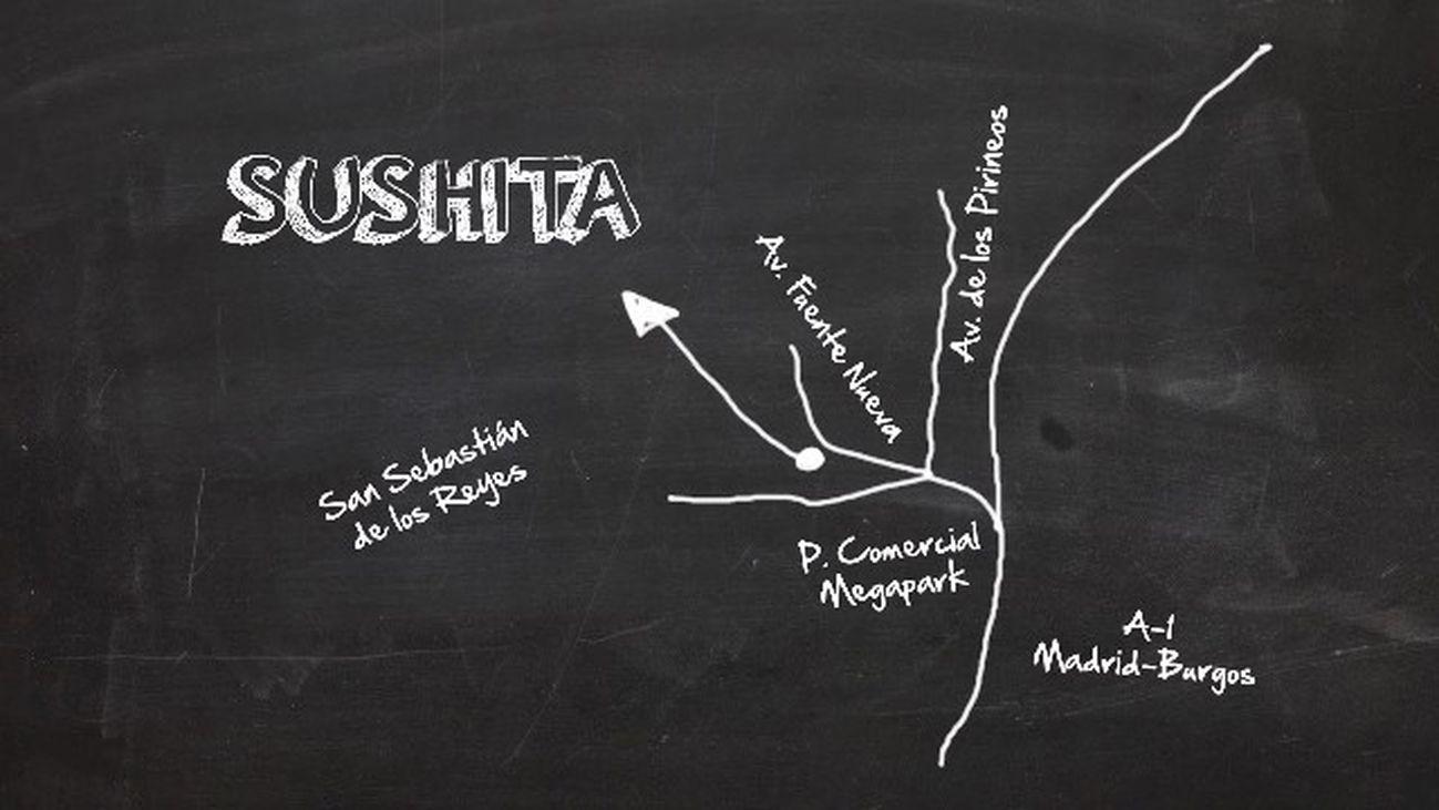 El mejor japonés para llevar a casa se llama Sushita