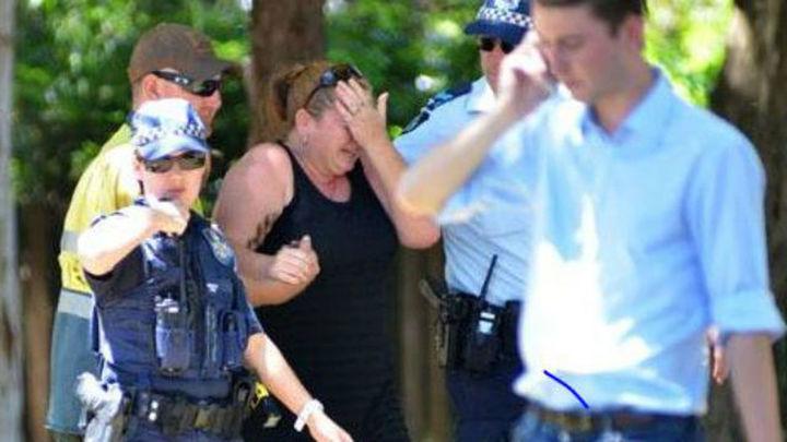 Arrestada por asesinato la madre de 7 de los 8 niños apuñalados en Australia