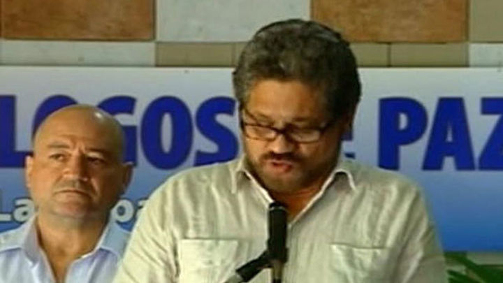 Las FARC ratifican que habrá cese al fuego unilateral e indefinido