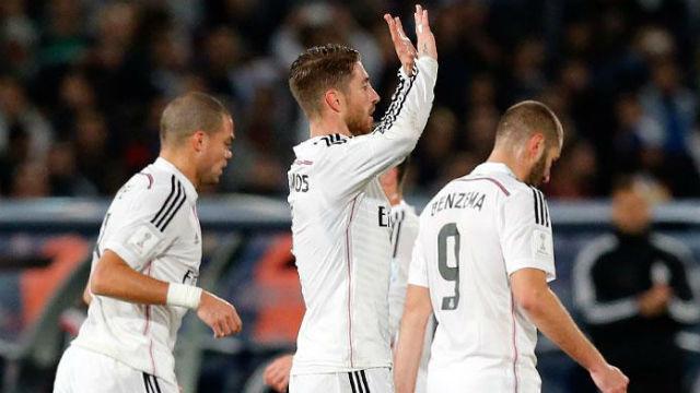 El Real Madrid, campeón del mundo tras derrotar (2-0) a San Lorenzo