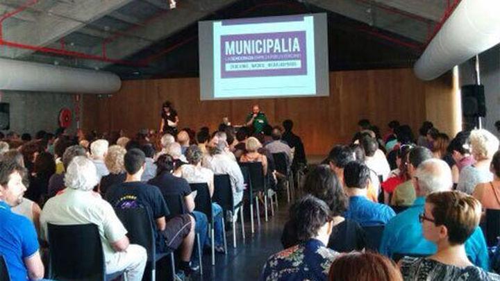 Ganemos Madrid hablará en enero con partidos para formar una candidatura conjunta