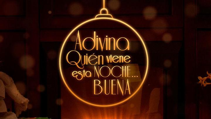 Llega el Especial de Nochebuena de Telemadrid 'Adivina quién viene esta noche... buena'