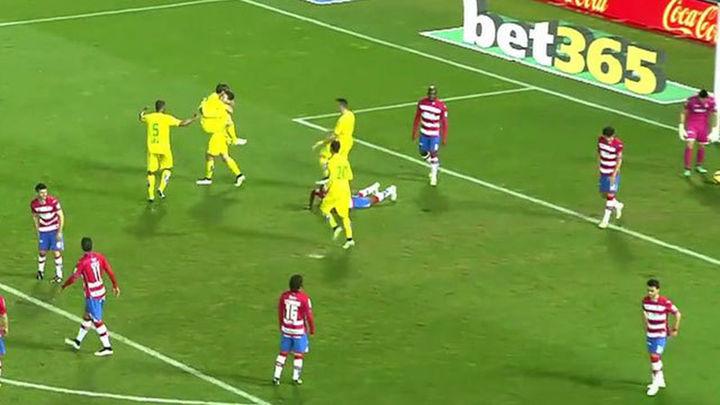 1-1. El Getafe se lleva un punto de Granada