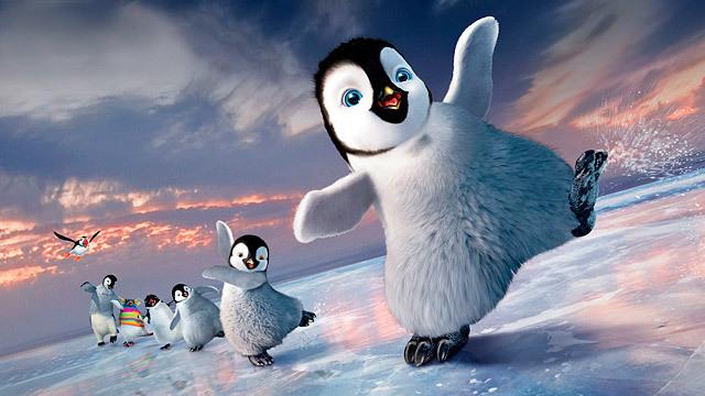 Esta Navidad, vuelven los pingüinos a Telemadrid