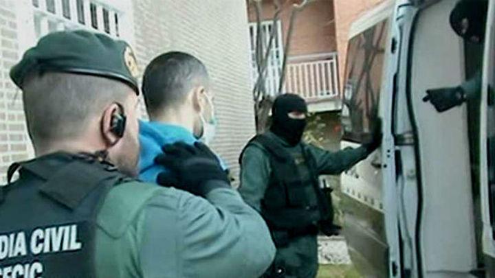 Desmantelada una banda especializada en robos con fuerza en viviendas