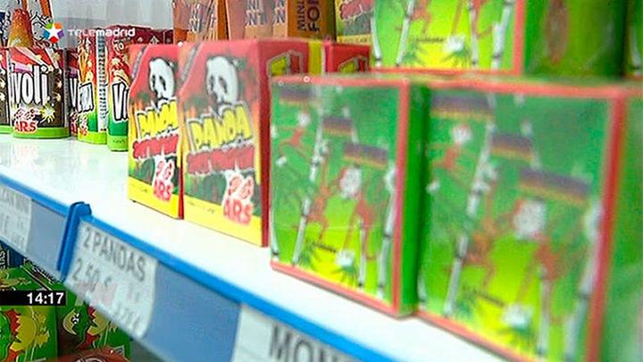 El Ayuntamiento de Alcalá recuerda que está prohibido lanzar petardos, con multas de hasta 750 euros