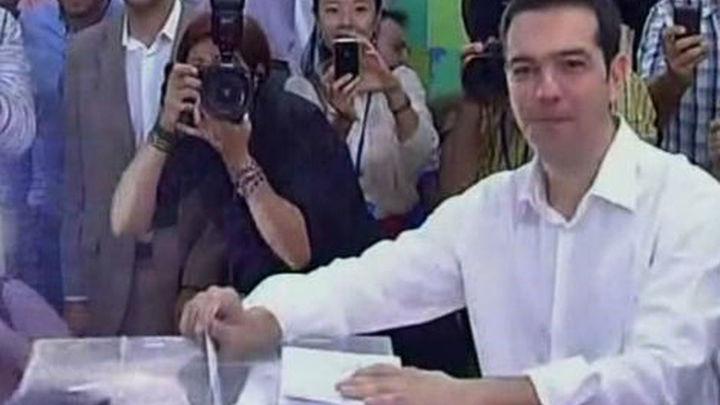 Arranca la campaña electoral griega