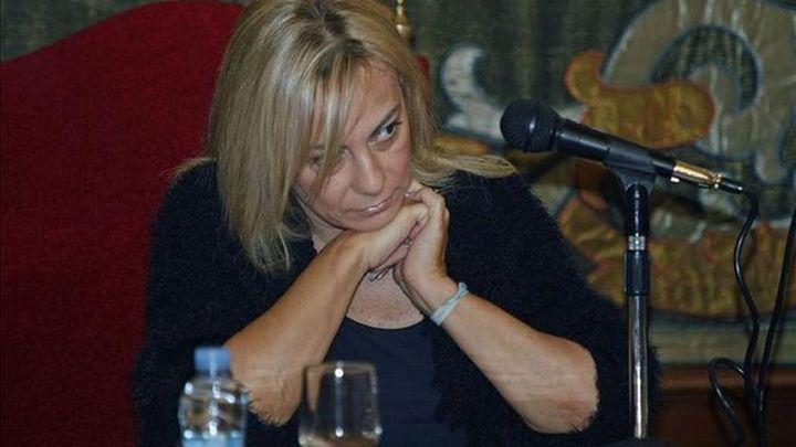 El ayuntamiento de Alicante confirma la dimisión de Sonia Castedo a la Alcaldía