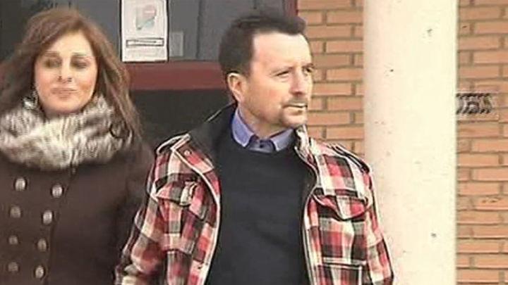 Ortega Cano sale de la cárcel de Zuera en su primer permiso penitenciario