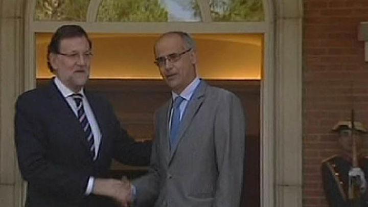 Rajoy visita Andorra
