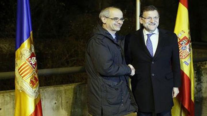 España y Andorra firman un convenio de doble  imposición