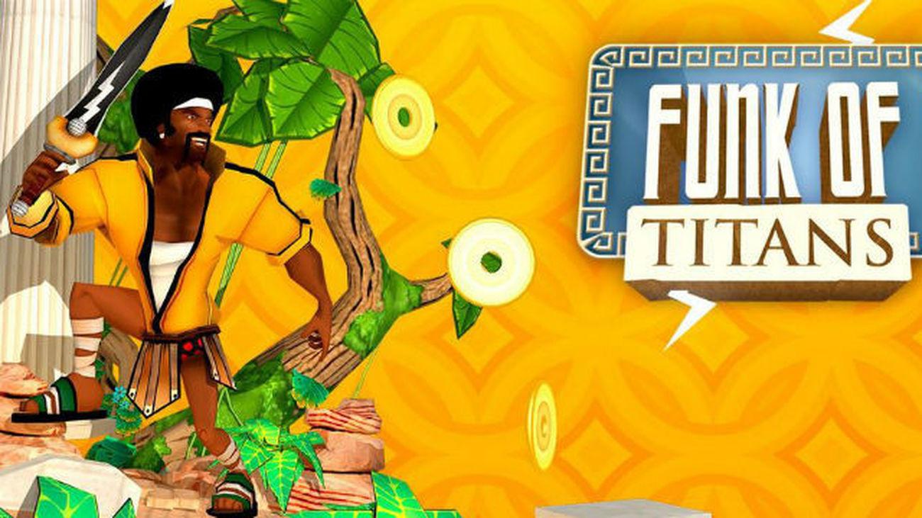Funk of Titans, el primer juego español para Xbox One