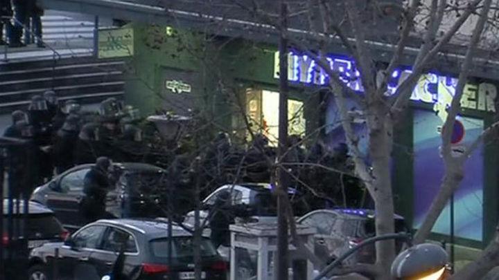 Coulibaly había preparado una trampa con explosivos en el súper de París