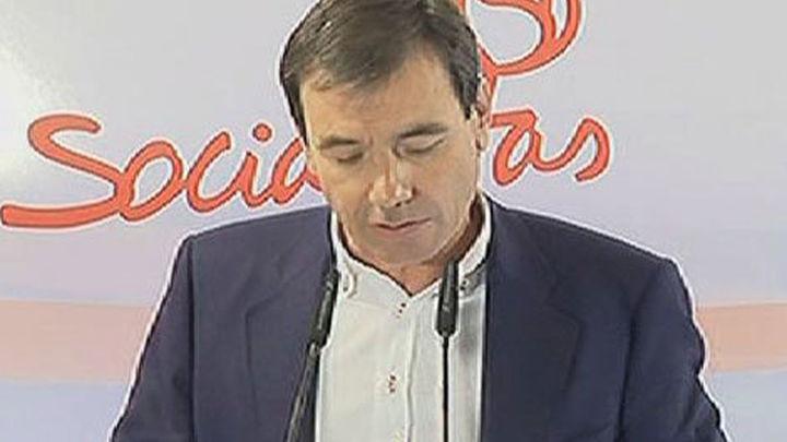 Tomás Gómez llevaba como candidato del PSM a la Presidencia desde octubre