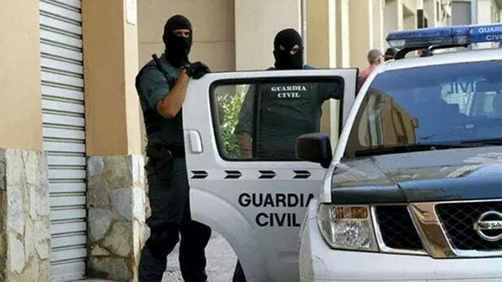 Detenidas 19 personas en Cuenca cuando desmantelaban una nave industrial
