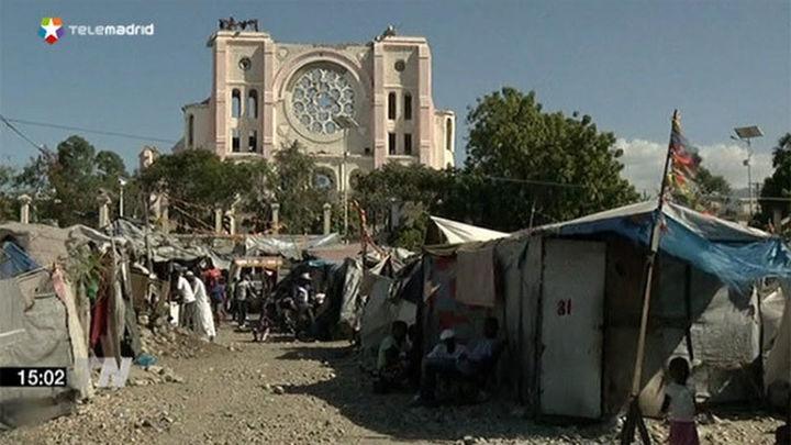 La ONU llama a seguir apoyando a Haití en el quinto aniversario del seísmo