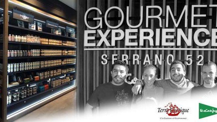 Abre un espacio culinario único en Serrano con sabor a siete estrellas Michelin